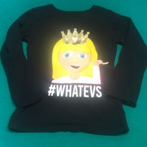 Toddler Size 4 Pullover LS Tee